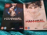 Hannibal dvd series