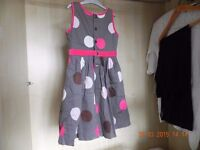 A Bundle of preloved girls clothes,shoes and coats