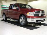 2012 Dodge Ram 1500 BIG HORN 4WD CREWCAB MAGS CHROME