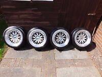 Reduced!! 5x100 16' Dare DCC's alloys, alloy wheels VOLKSWAGEN, SEAT, SKODA, AUDI, DEEPDISH alloys