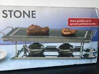 Hot Stone Grill Polished Marble **NEW**