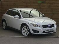 Volvo C30 DRIVe [115] SE 3dr CHERISHED LOW MILEAGE EXAMPLE (ice white) 2011