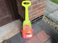 Child's chad valley vacuum cleaner £5 can deliver if local call 07812980350