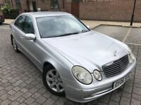 Mercedes-Benz E Class 3.0 E280 TD CDI Avantgarde*Diesel 7G-Tronic*1 Owner*Full Service*Hpi clear*