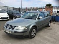 2005 Volkswagen Passat estate 1896 TDI 12 month mot low mileage