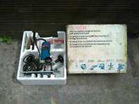 Bosch POF 50 Plunging router in EXCELLENT condition