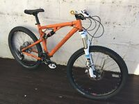Santa Cruz Xc Bike Plymouth Rear Shock Just Serviced Bargain bike!! Only £499