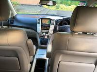 Lexus RX 400H, 2007, Automatic, 4x4 Hybrid, SAT NAV, MOT, TAX, Service History, Leather, HPI Clear