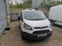 dc1bcd3ce4a1be EURO 6 FORD TRANSIT CUSTOM.ULEZ OK FOR LONDON.CLEAN VAN.1 OWNER