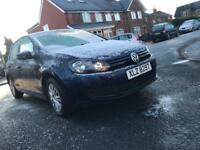 Volkswagen Golf 2.0 S tdi - Mk6 - 2009 - MOT&TAX- drives good - not seat Skoda Bmw Audi A3 Passat