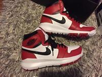 Nike air Jordan 1 golf shoes