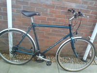 Claud Butler Odyssey Reynolds Frame Hybrid Touring Trekking Bike Bicycle