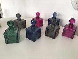 Glass Perfume Bottles