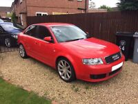 AUDI A4 - NON RUNNER - SPARES OR REPAIRS