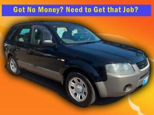 Ford Territory SX Auto - Single parent Pensions Welcome! - $800 Deposit Mount Gravatt Brisbane South East Preview