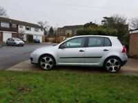 2006 Vw Golf 1.4 Only done 47M