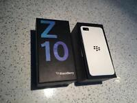 Blackberry Z10 Smartphone - Like New Great Condition
