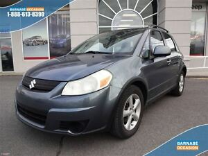 2008 Suzuki SX4 JX+CLIMATISEUR-EXCELLENTE CONDITION