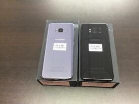 Samsung galaxy s8 plus 64gb unlocked very good condition