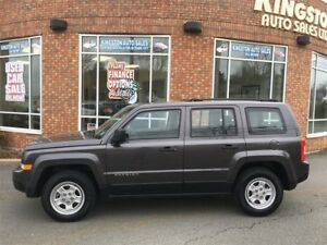 2016 Jeep Patriot Base 5-Speed Manual w/ Cruise