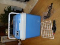 Cooler & Warmer Electric Refridgerator . car & home in excellent condition