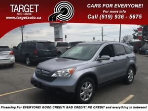 2007 Honda CR-V EX-L, Loaded, Drives Great, Very Well Maintained