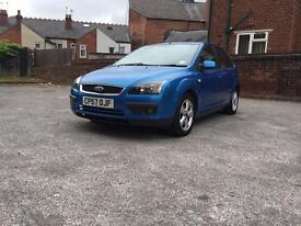 FORD FOCUS 2008 AUTOMATIC 1.6 PETROL