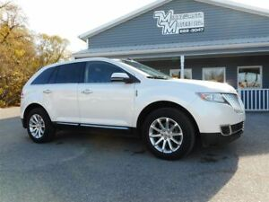 2013 Lincoln MKX AWD LUXURY ALL THE WAY!