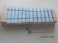 African Xylophone Music Instrument Authentic