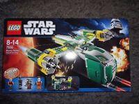 Lego Bounty hunter assault gunship 7930 Brand new still sealed