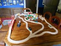 Brio Train Set in excellent condition with lots of accessories