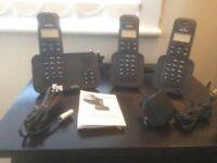 Binatone house phones x3