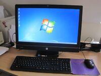 HP EliteOne 800 All-in-One Desktop Computer