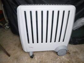 dimplex oil filled heater.