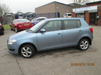 SKODA FABIA ***GOOD CREDIT? BAD CREDIT? NO CREDIT???*** FINANCE AVAILABLE