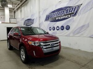 2014 Ford Edge SEL W/ AWD, Automatic, 3.5L V6 Engine
