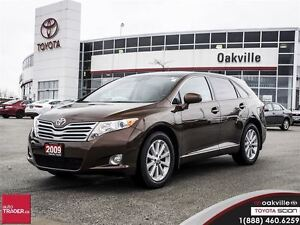 2009 Toyota Venza AWD Premium w/ Leather, Bluetooth & Backup Cam