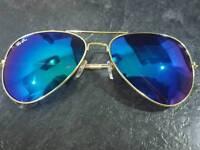 Mens Ladies Aviator Sunglasses
