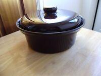Casserole dish / pan, 3.5L, NEW