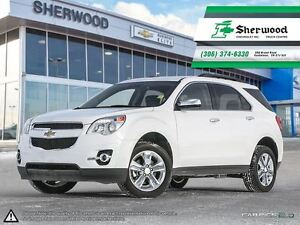 2015 Chevrolet Equinox 2LT V6 AWD One Owner Local Lease!!