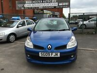 Renault Clio 1.5 dCi Expression 5dr ROAD TAX ONLY £30 A YEAR,