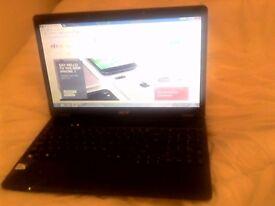 "Black Acer Extensa 5235 laptop 15.6"""