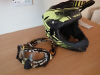 Fly Racing full face helmet