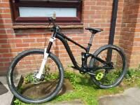 Reduced price Trek Fuel EX29 custom mountain bike