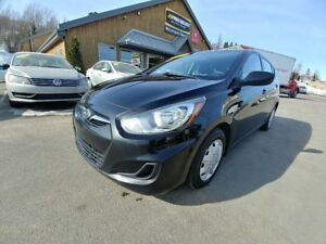 2013 Hyundai Accent CONDITION IMPECCABLE !!!!!...JAMAIS ACCIDENT
