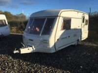 Swift corniche 2 berth 1996 15/16ft hot and cold running water 💦 cassette toilet shower 3 way