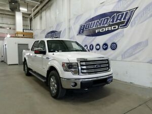 2014 Ford F-150 Lariat W/ Leather, Sunroof, Ecoboost, 4WD