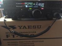 Hf cb radios