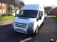 Ford Transit LWB High Roof FULL SERVICE HISTORY