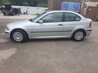 BMW 3 SERIES COMPACT ++ AUTOMATIC ++